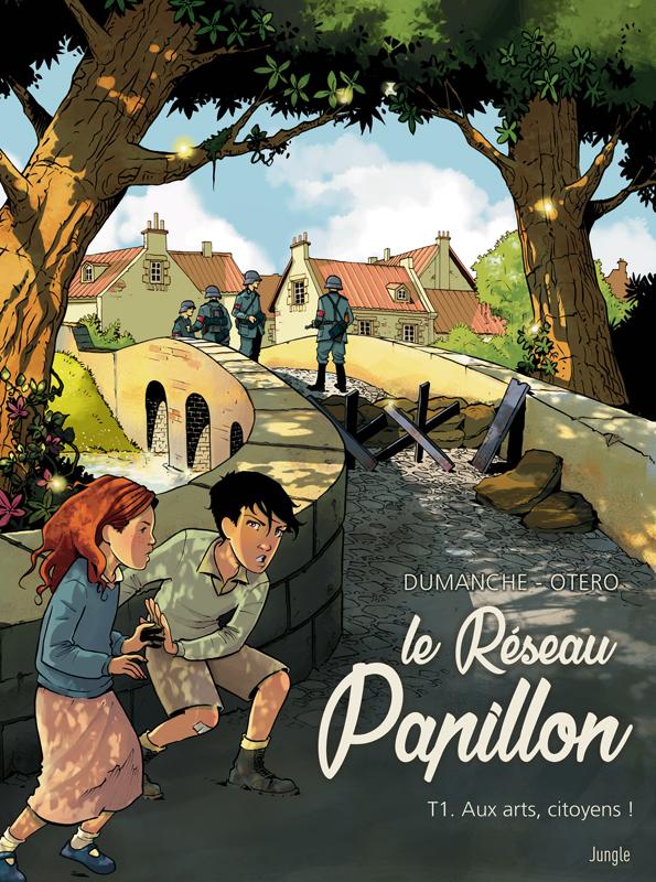 LE RESEAU PAPILLON T1 - AUX ARTS, CITOYENS!