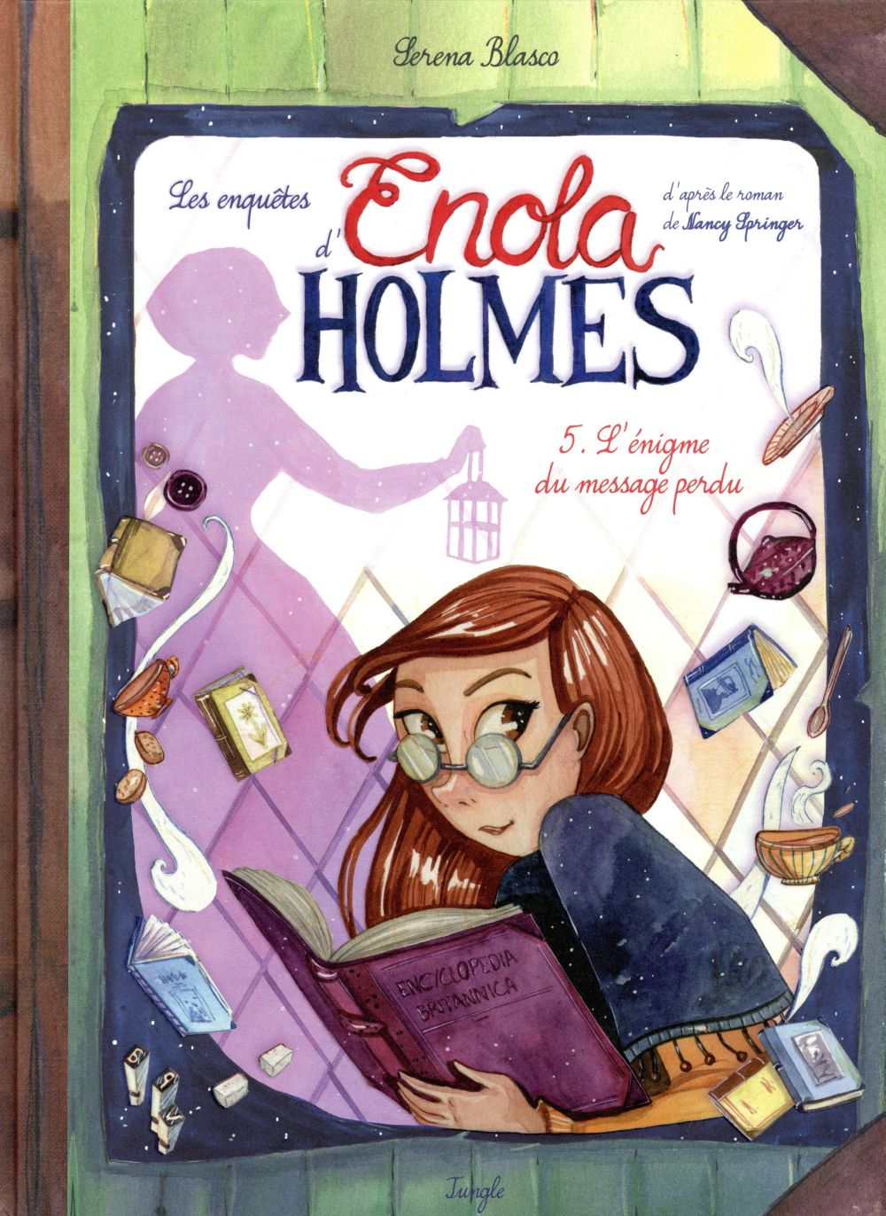 ENOLA HOLMES T5