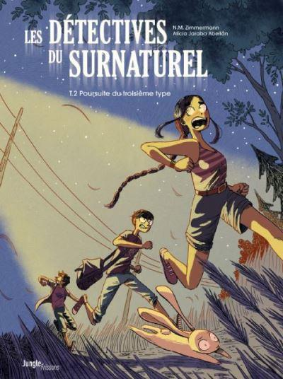 DETECTIVES DU SURNATUREL T2 (LES)