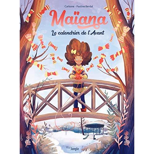 MAIANA LE CALENDRIER DE L'AVANT