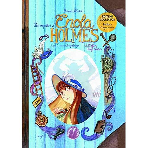 ENOLA HOLMES T3 COLLECTOR