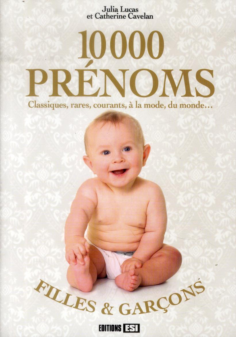 10000 PRENOMS