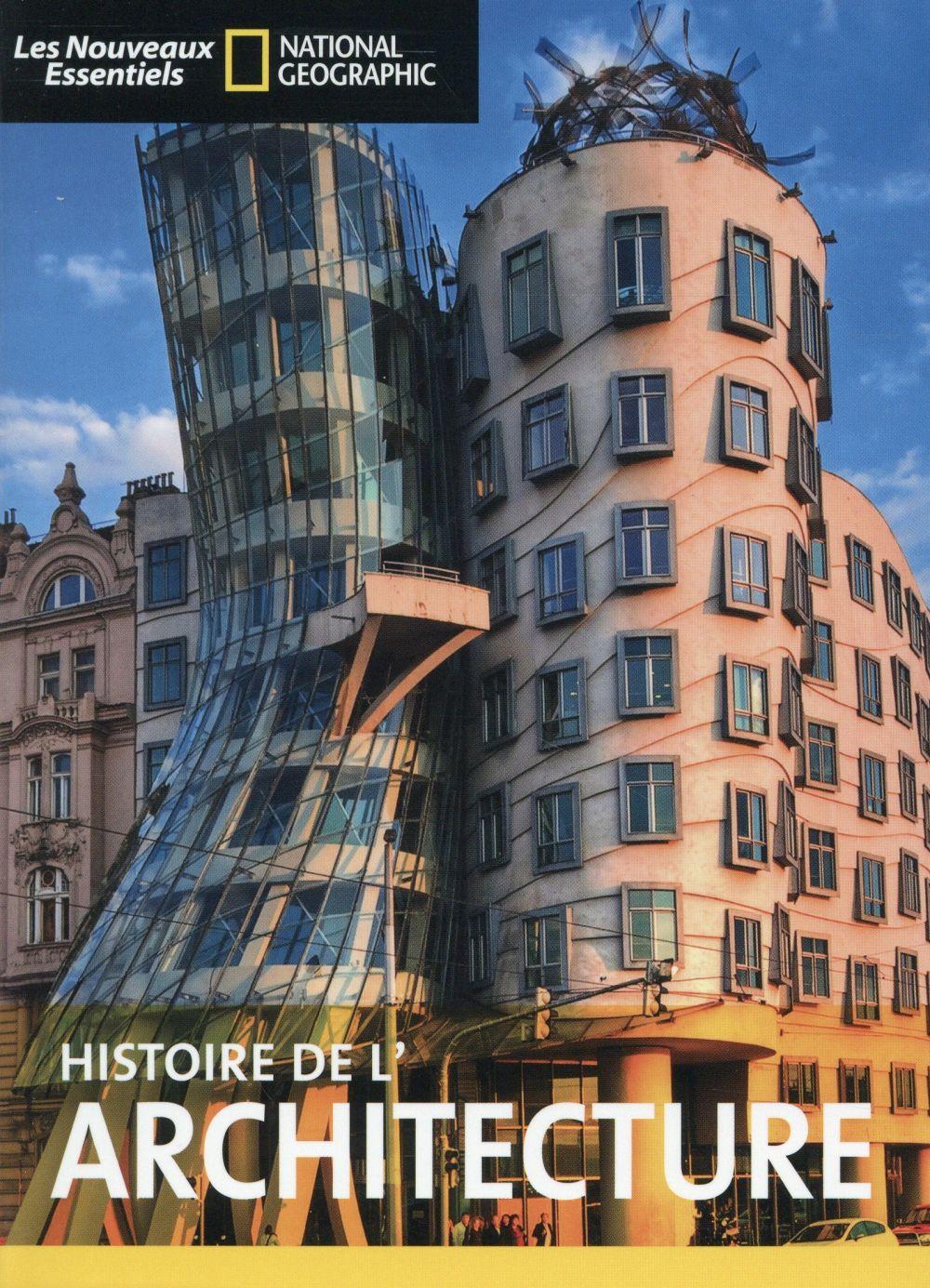 LES ESSENTIELS HISTOIRE DE L'ARCHITECTURE NED