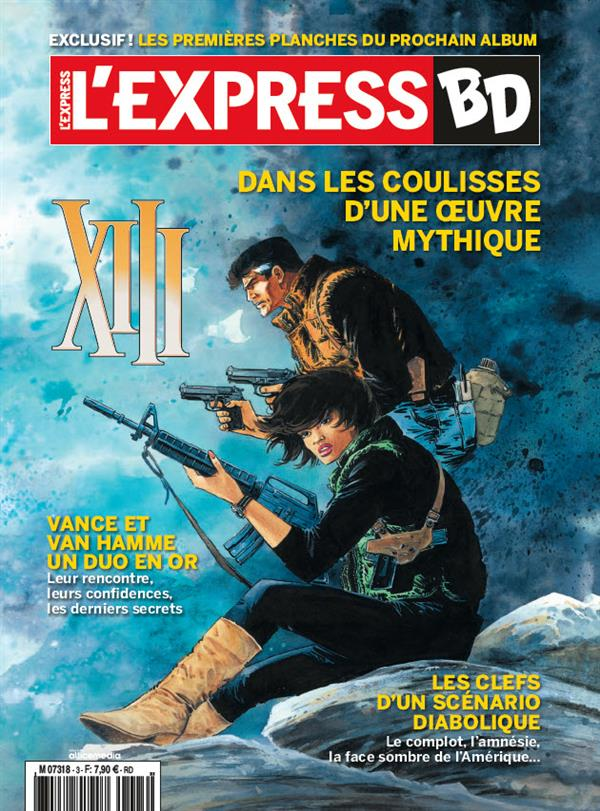 XIII, LE GUIDE COMPLET