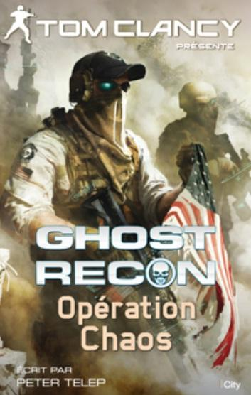 GHOST RECON OPERATION CHAOS