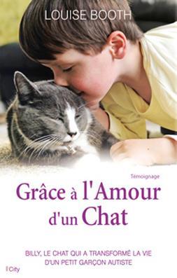 GRACE A L'AMOUR D'UN CHAT