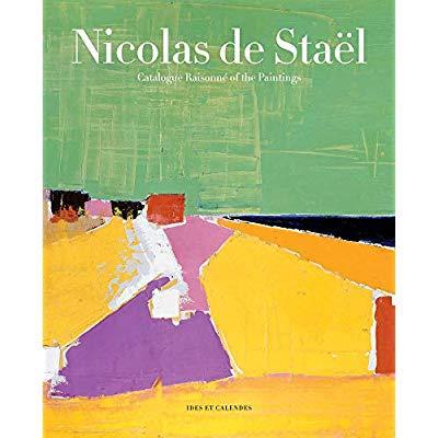 NICOLAS DE STAEL - CATALOGUE RAISONNE OF THE PAINTINGS