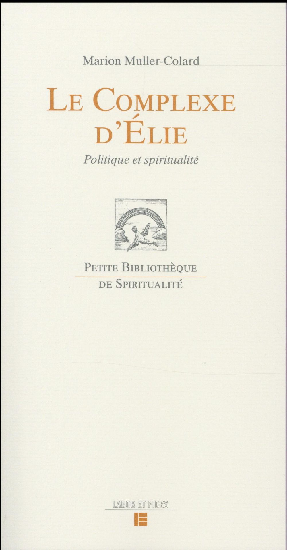 LE COMPLEXE D'ELIE