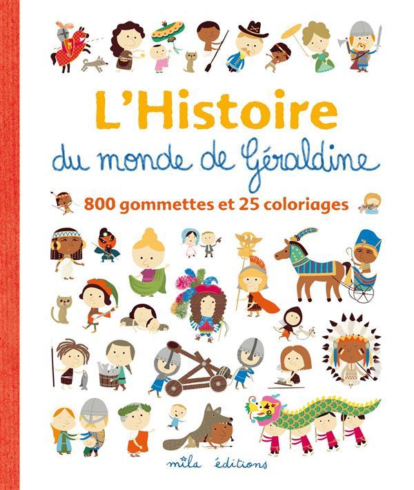 HISTOIRE DU MONDE DE GERALDINE