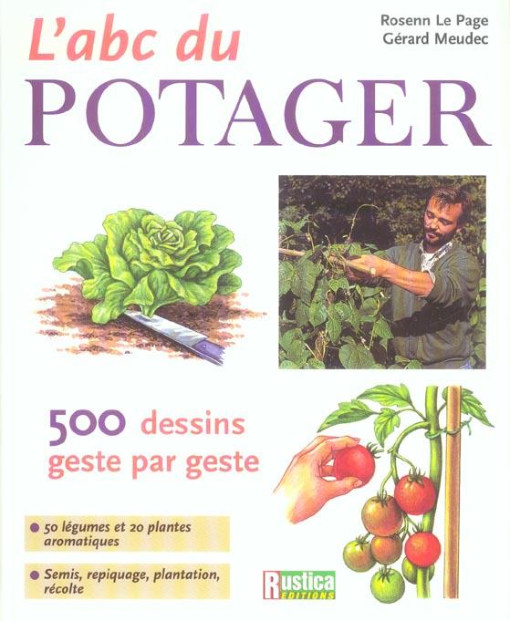 ABC DU POTAGER (L')
