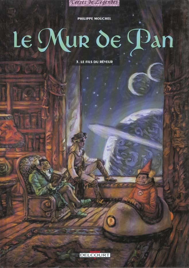 MUR DE PAN T03 LE FILS DU REVEUR