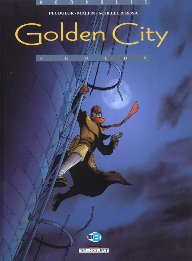 GOLDEN CITY T04 GOLDY
