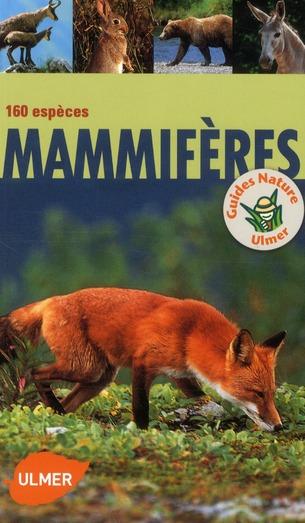 MAMMIFERES 160 ESPECES
