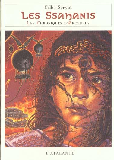 SSAHANIS LES CHRONIQUES D ARCTURUS 4