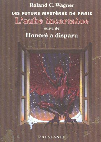 L AUBE INCERTAINE LES FUTURS MYSTERES DE PARIS 4