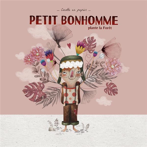 PETIT BONHOMME PLANTE LA FORET
