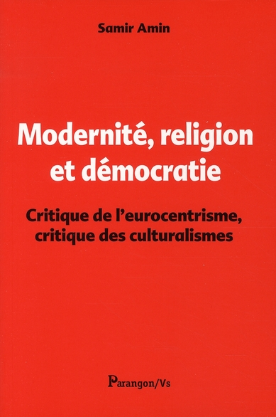 MODERNITE RELIGION ET DEMOCRATIE