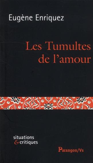 LES TUMULTES DE L AMOUR
