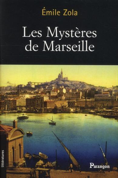 LES MYSTERES DE MARSEILLE