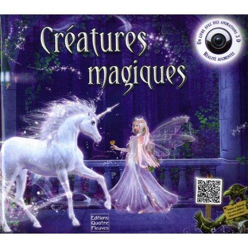 CREATURES MAGIQUES EN REALITE AUGMENTEE