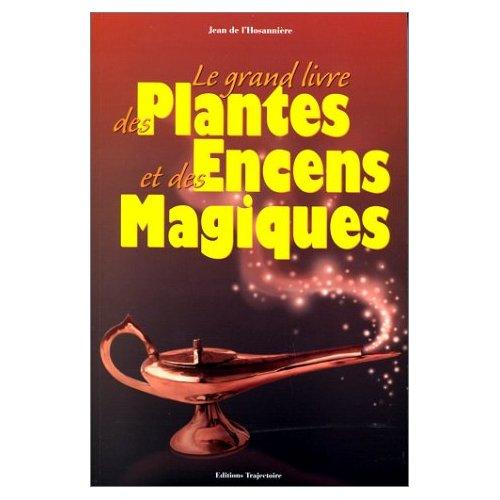 GRAND LIVRE PLANTES ET ENCENS MAGIQUES