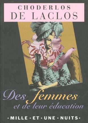 DES FEMMES ET DE LEUR EDUCATION