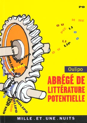 ABREGE DE LITTERATURE POTENTIELLE
