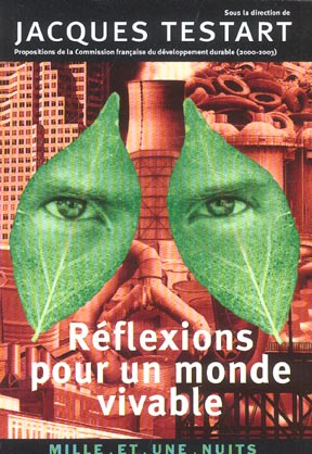REFLEXIONS POUR UN MONDE VIVABLE