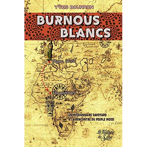 BURNOUS BLANCS