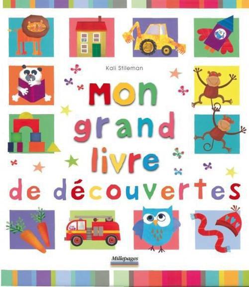 GRAND LIVRE DE DECOUVERTES (MON)