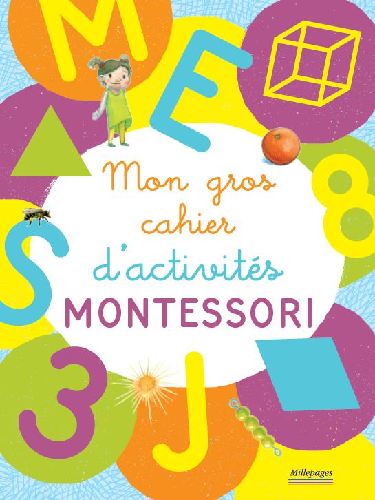CAHIER D'ACTIVITES MONTESSORI (MON)