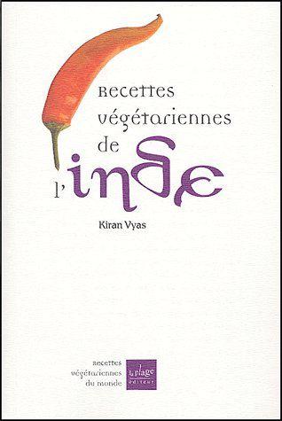 RECETTES VEGETARIENNES DE L'INDE