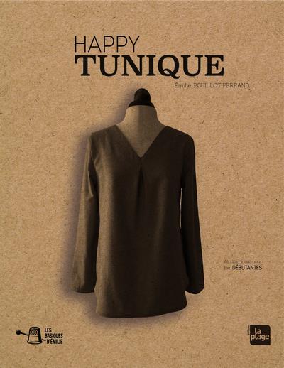LES BASIQUES D'EMILIE - HAPPY TUNIQUE