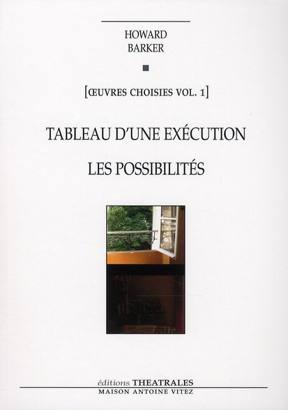 TABLEAU D UNE EXECUTION LES POSSIBILITES NED 2010 - OEUVRES CHOISIES VOL 1