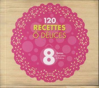 GARDE MANGER O DELICES ! 8 LIVRES DE RECETTES A THEMES