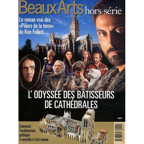 L'ODYSSEE DES BATISSEURS DE CATHEDRALES