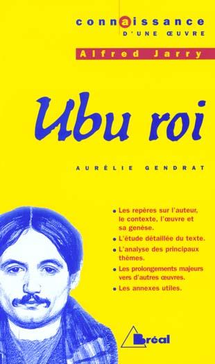 UBU ROI - JARRY
