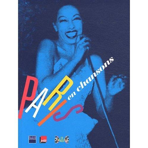 PARIS EN CHANSONS + 2 CD