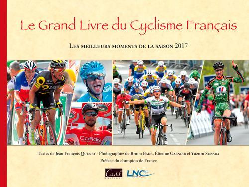 GRAND LIVRE DU CYCLISME FRANCAIS 2017
