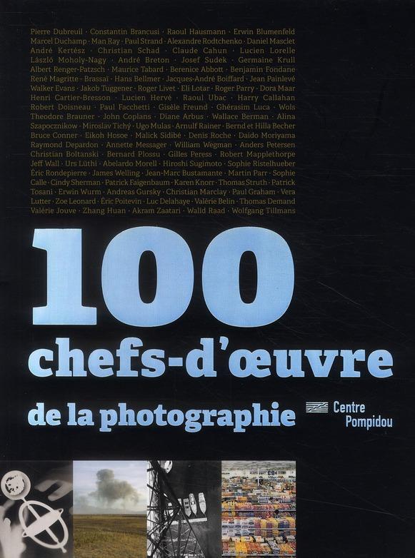 100 CHEFS-D'OEUVRES DE LA PHOTOGRAPHIE (FRANCAIS)