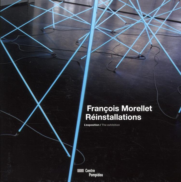 FRANCOIS MORELLET - ALBUM DE L'EXPOSITION