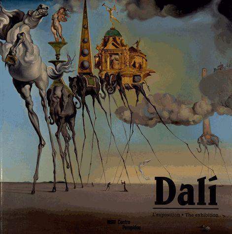 DALI ALBUM DE L'EXPOSITION (BILINGUE)