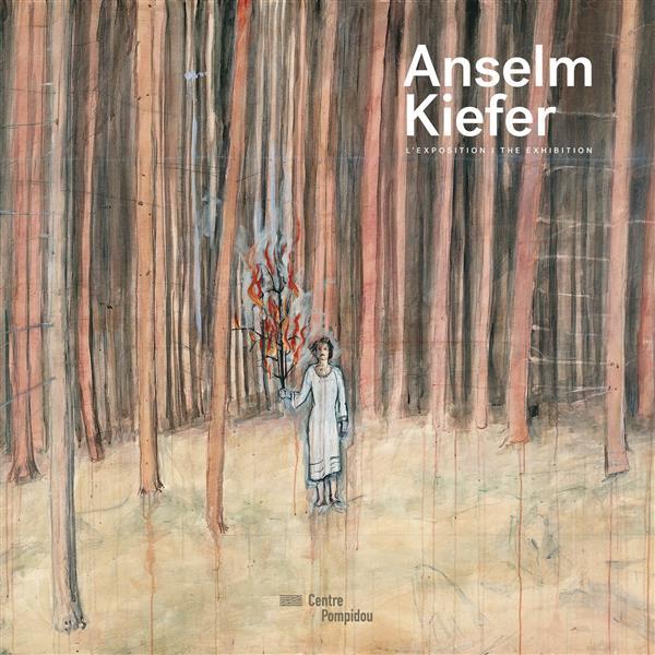 ANSELM KIEFER - ALBUM  (BILINGUE FR/ANG)