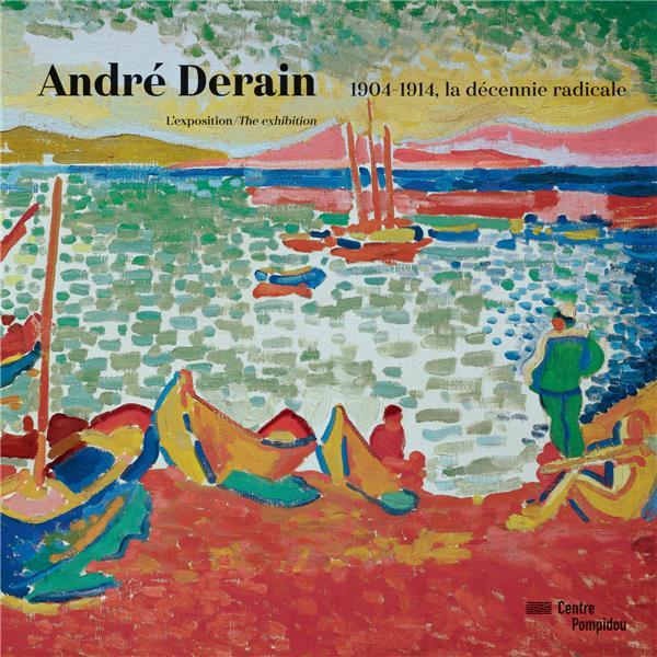 ANDRE DERAIN / ALBUM DE L'EXPOSITION (FR/VA)