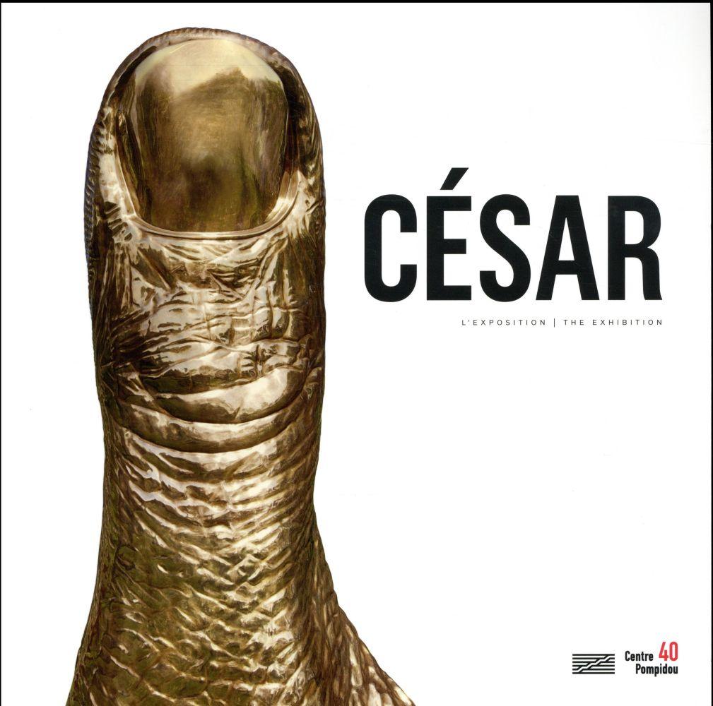 CESAR / ALBUM DE L'EXPOSITION (FR/VA)