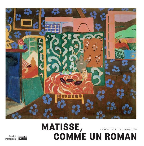 MATISSE,COMME UN ROMAN/ALBUM DE L'EXPOSITION