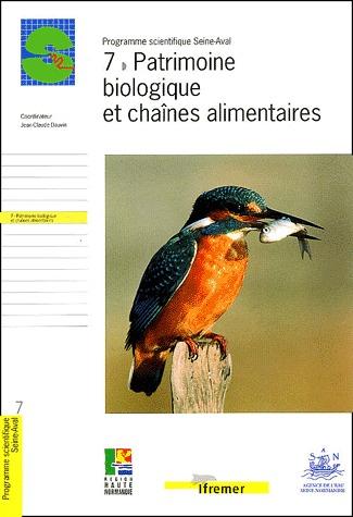 7 - PATRIMOINE BIOLOGIQUE ET CHAINES ALIMENTAIRES