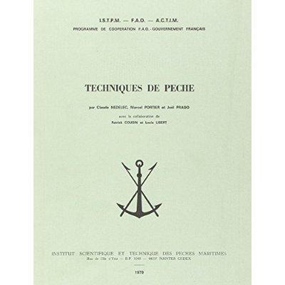 TECHNIQUES DE PECHE