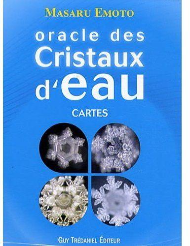 ORACLE DES CRISTAUX D'EAU (COFFRET)