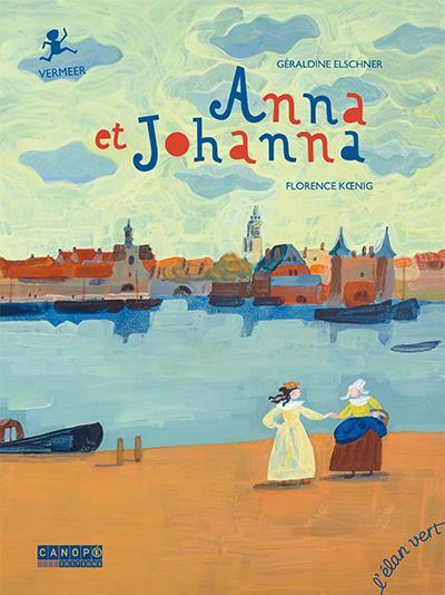 ANNA ET JOHANNA (COLL. PONT DES ARTS)